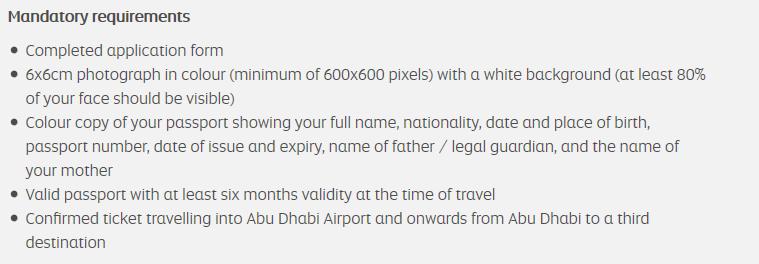 Visa Dubai Tanpa Maskapai Emirates Etihad Catatan Randy